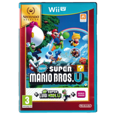 New Super Mario Bros + New Super Luigi for Nintendo WiiU