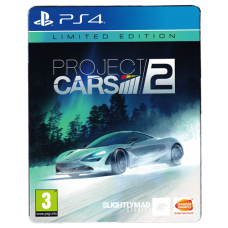 Project Cars 2 Limited Edition for Playstation 4