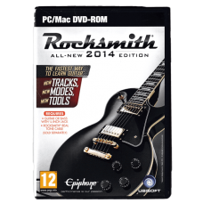 Rocksmith 2014 Edition for PC