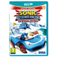 Sonic All Stars Racing: Transformed Special Edition for Nintendo WiiU