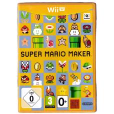 Super Mario Maker for Nintendo WiiU