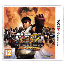 Super Street Fighter IV for Nintendo 3DS