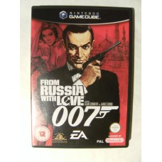 007 From Russia With Love for Nintendo Gamecube