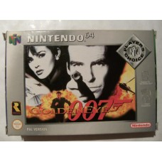 007 Goldeneye for Nintendo 64