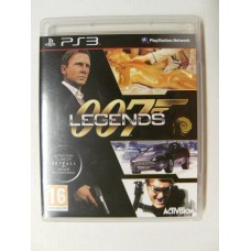 007 Legends for Playstation 3