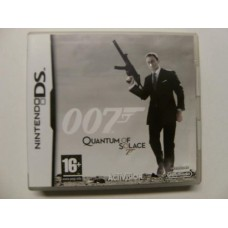 007 Quantum of Solace for Nintendo DS