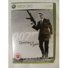 007 Quantum of Solace for Xbox 360