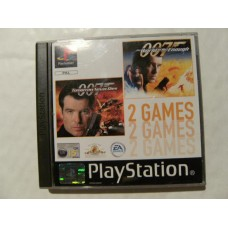 007 Tomorrow Never Dies/World Is Not Enough for Playstation 1