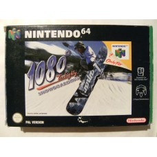 1080 Snowboarding for Nintendo 64