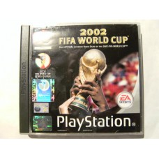 2002 Fifa World Cup for Playstation 1