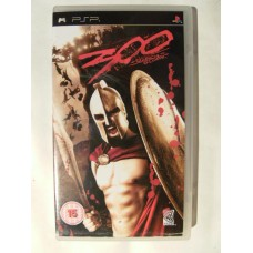 300 March To Glory for Playstation Portable