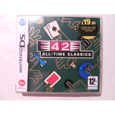 42 All-Time Classics for Nintendo DS