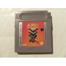 4-In-1 Fun Pak for Nintendo Gameboy