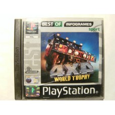 4x4 World Trophy for Playstation 1