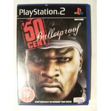 50 Cent: Bulletproof for Playstation 2