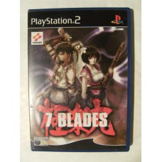 7 Blades for Playstation 2