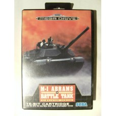 Abrams Battle Tank for Sega Mega Drive