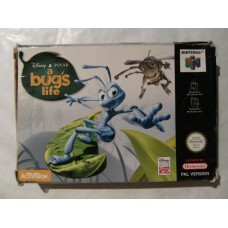 A Bug's Life for Nintendo 64