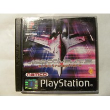 Ace Combat 3 for Playstation 1