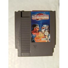 Action In New York for Nintendo NES A