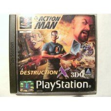 Action Man: Destruction X for Playstation 1