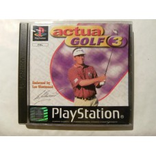 Actua Golf 3 for Playstation 1