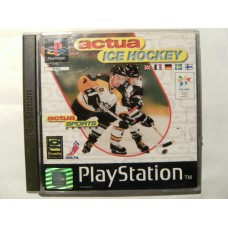 Actua Ice Hockey for Playstation 1