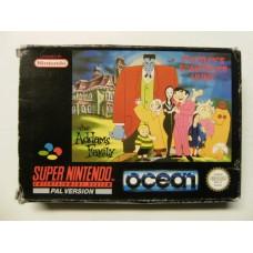 Addams Family: Pugsley's Scavenger Hunt for Super Nintendo