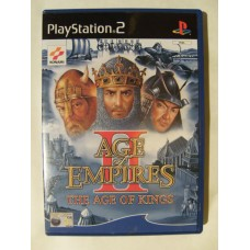 Age of Empires II: The Age of Kings for Playstation 2