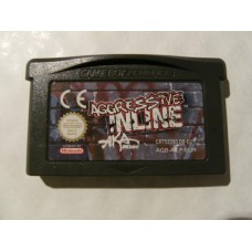 Aggressive Inline for Nintendo Gameboy Advance
