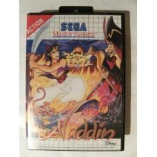 Aladdin* for Sega Master System