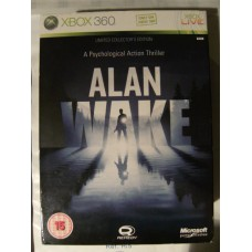 Alan Wake Limited Collector's Edition for Xbox 360