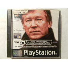 Alex Ferguson's Player Manager 2001 for Playstation 1