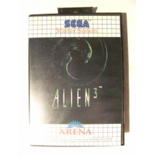 Alien 3 for Sega Master System