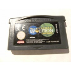Alienators: Evolution Continues for Nintendo Gameboy Advance