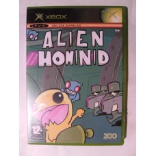 Alien Hominid for Xbox