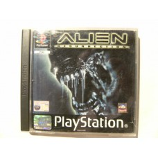 Alien Resurrection for Playstation 1