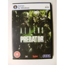 Aliens Vs Predator for PC