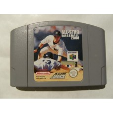 All-Star Baseball 2000 for Nintendo 64