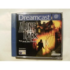 Alone In The Dark: The New Nightmare for Sega Dreamcast