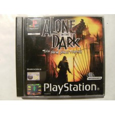 Alone In The Dark: The New Nightmare for Playstation 1