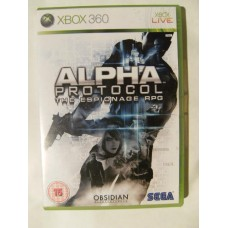 Alpha Protocol: The Espionage RPG for Xbox 360