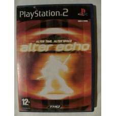 Alter Echo for Playstation 2