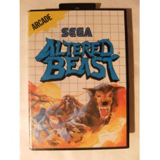 Altered Beast* for Sega Master System