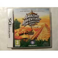 Amazing Adventures: The Forgotten Ruins for Nintendo DS
