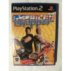 American Chopper for Playstation 2