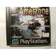 Amerzone for Playstation 1