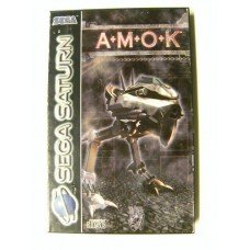 Amok for Sega Saturn