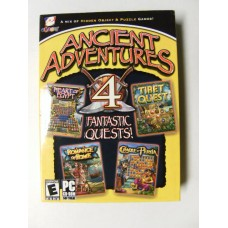 Ancient Adventures 4-pack for PC