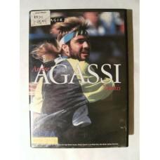 Andre Agassi Tennis for Sega Mega Drive